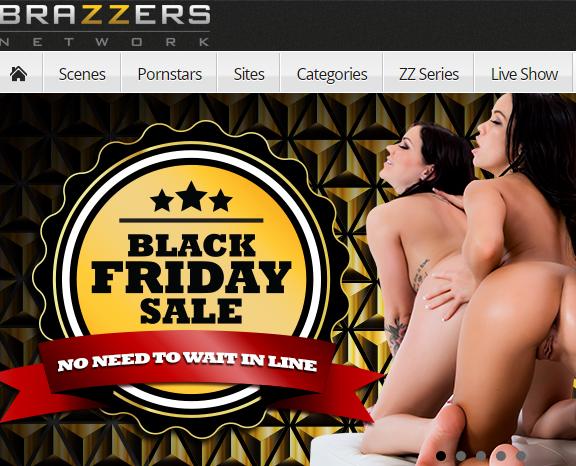 Brazzers Black Friday